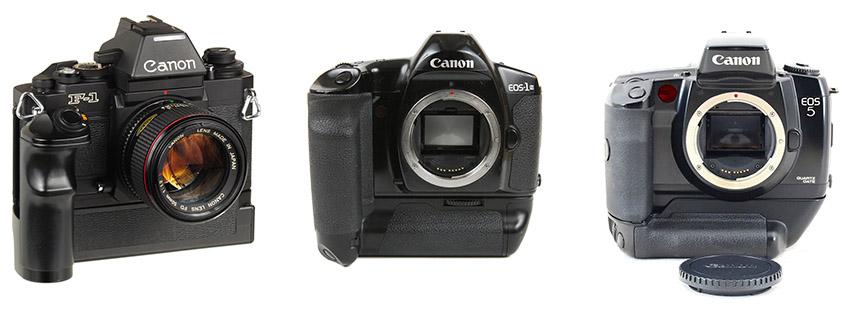 Las-grandes-cámaras-analógicas-que-nos-robaban-el-corazón, camaras-analogicas, camaras-reflex, historia-de-la-fotografia,