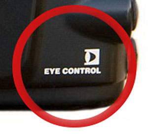 Eye control focusing, eye control, eye control system, canon, eye focus controlled