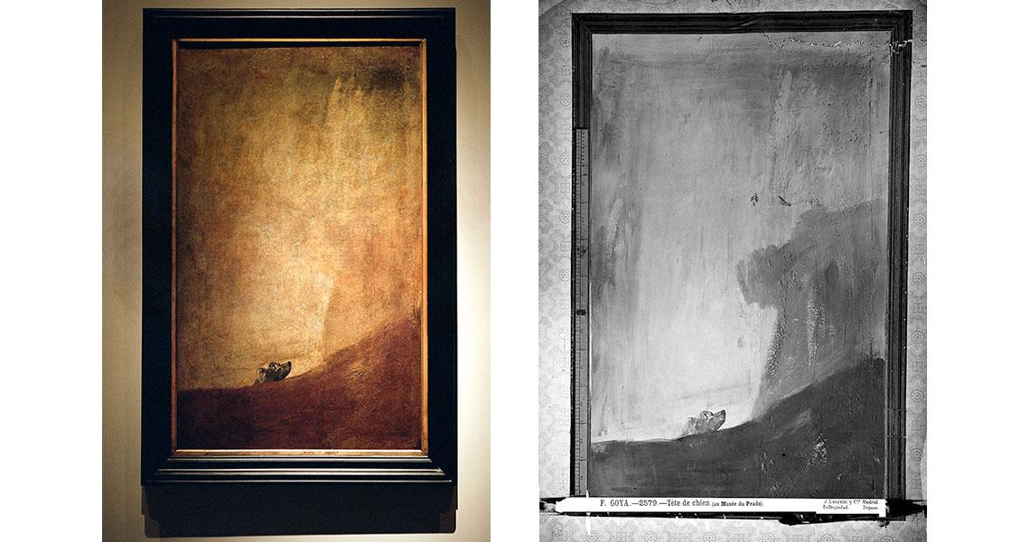 Goya-un-fotográfo-sin-cámara-fotográfica, grabados, el-perro-semihundido, fotografo-en-Zaragoza, fotografos-en-Zaragoza