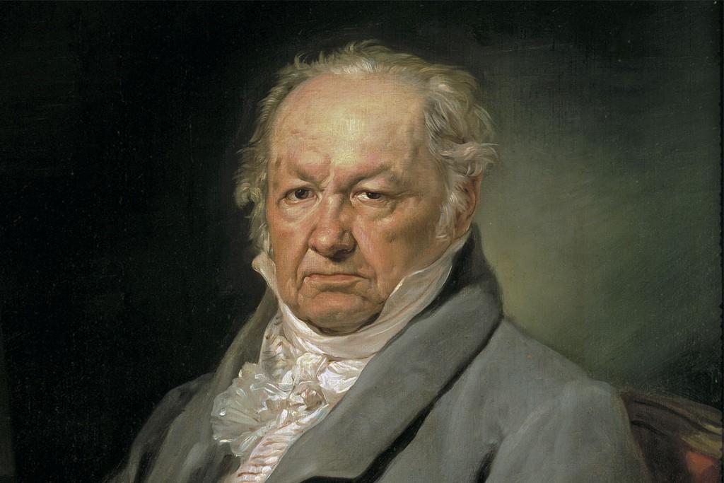 Goya, El fotógrafo sin cámara fotográfica