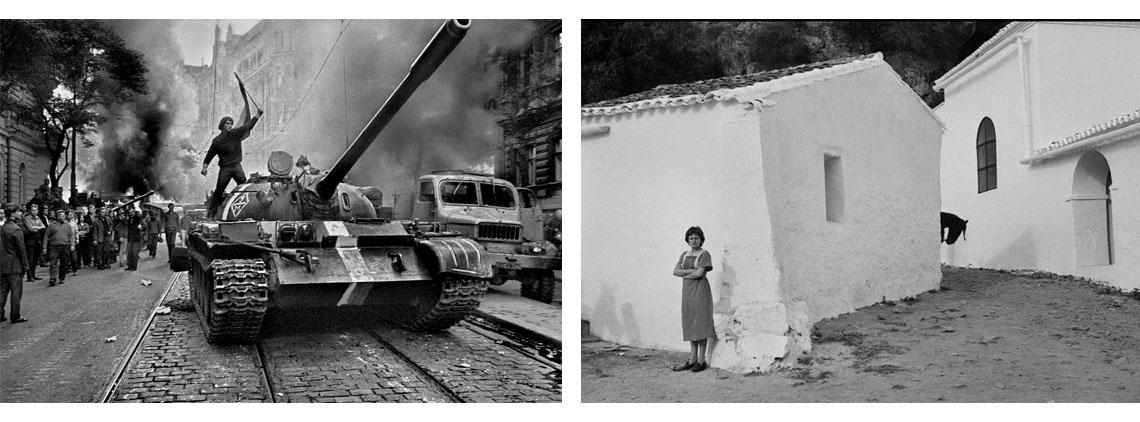 Josef Koudelka, Josef Koudelka, el fotógrafo encontrado a sí mismo