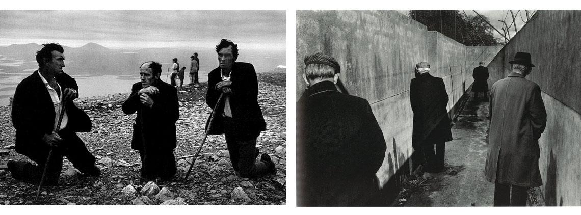 Josef Koudelka, el fotógrafo encontrado a sí mismo, Josef Koudelka