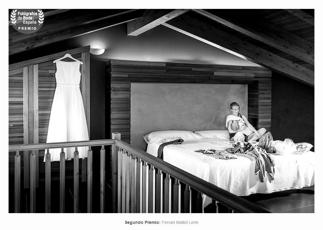 Conseguimos un segundo premio fotográfico absoluto, ferran Mallol, fotografos de bodas en Zaragoza, fotografo de boda,