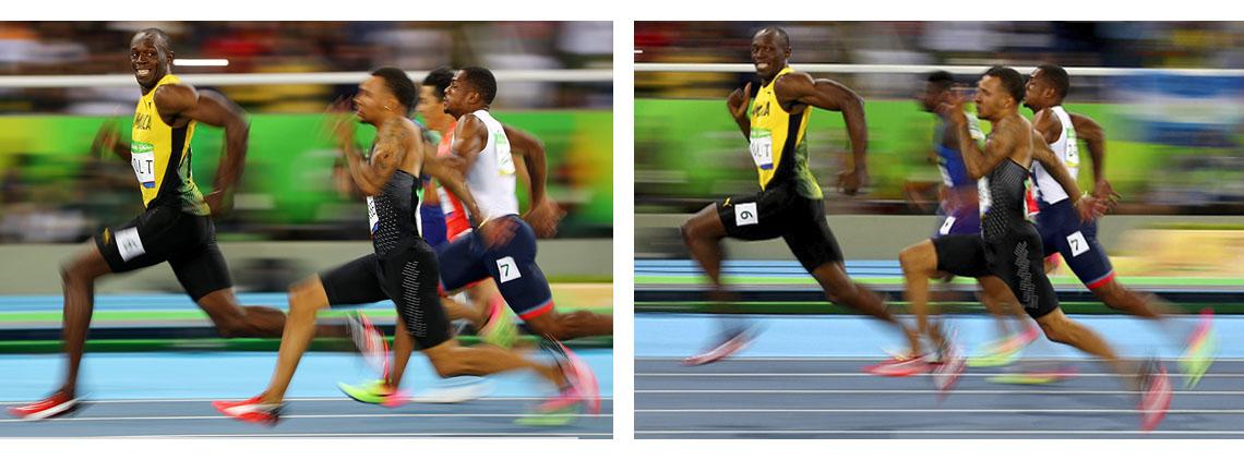 Análisis, la fotografía icono de los Juegos de Río, Usain Bolt, Rio 2016, blog classphoto, fotografía, fotografos