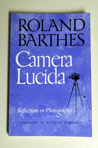 ¿Por que todos hacen mejores fotografías que yo?, Roland barthes, fotografía, filosofia,