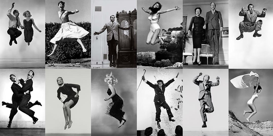 Philippe Halsman fotografo puro, Halsman, retratistas, fotografos, grandes fotografos
