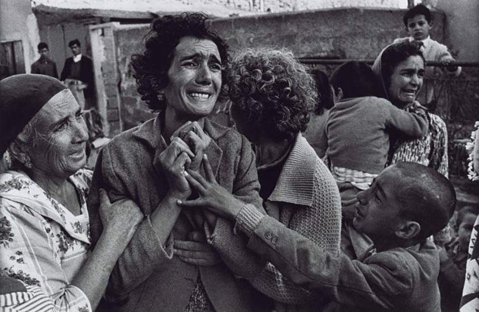Don McCullin, fotógrafo puro y solitario