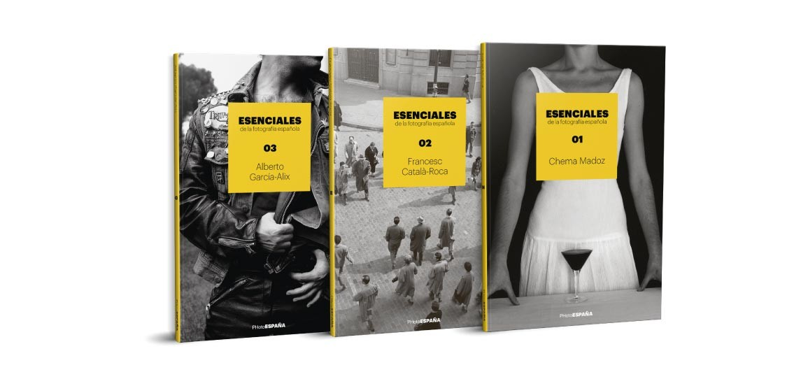 Colección Esenciales de la Fotografía Española