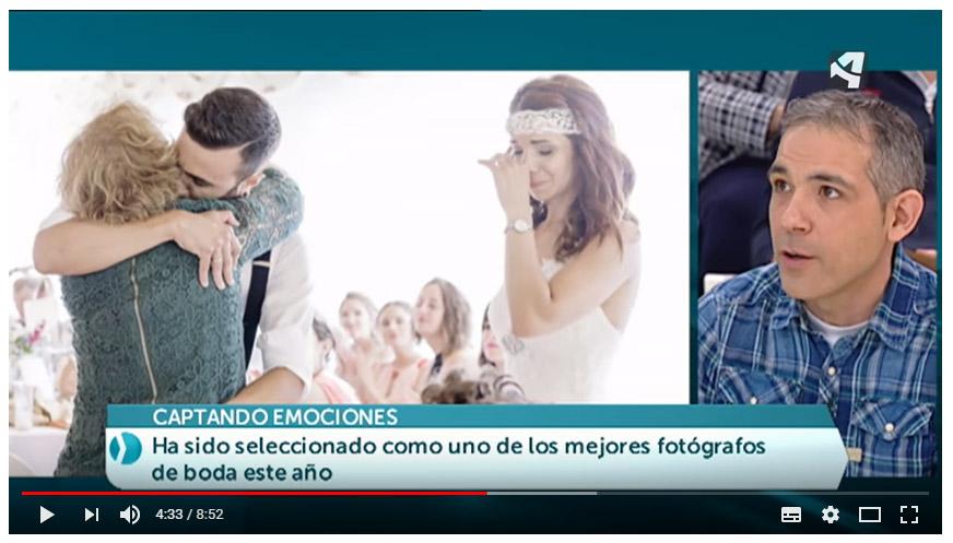 Los medios se hacen eco de nuestra nominación, ferran mallol, classphoto, fotografía de boda en Zaragoza