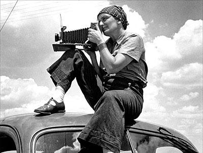 """La fotógrafa Dorothea Lange y su """"Madonna"""", Dorothea lange, fotografas, fotografia"""